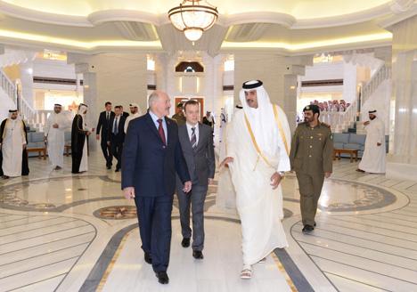Беларусь и Катар намерены придать новое наполнение двустороннему торгово-экономическому сотрудничеству
