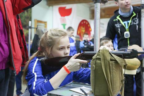 """Финал турнира """"Снежный снайпер"""" собрал в Минске около 200 участников"""