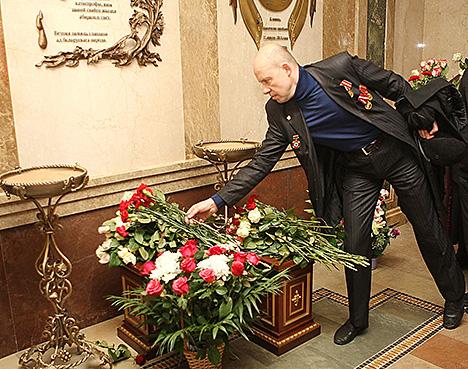 Мемориальная доска в память о жертвах Чернобыля открыта в Минске
