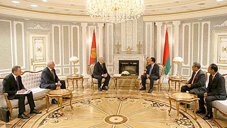 Беларусь и Индонезия договорились активизировать всестороннее сотрудничество