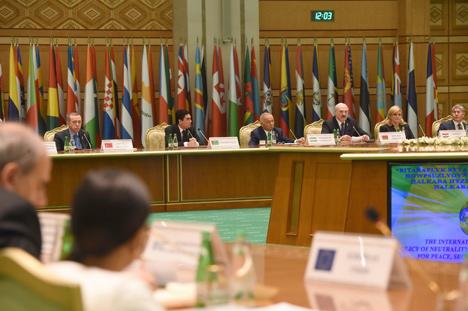 Лукашенко считает необходимым возродить доверие на международной арене