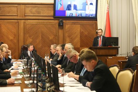 Правительство Беларуси утвердило план мероприятий по подготовке и проведению Евроигр-2019
