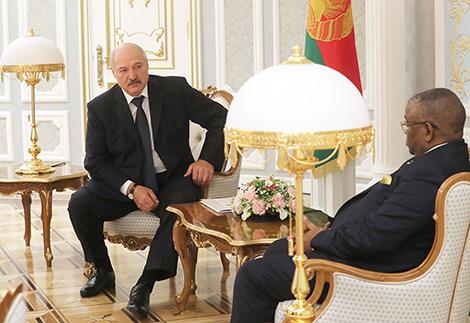 Лукашенко: Беларусь заинтересована в расширении отношений со странами Африканского континента