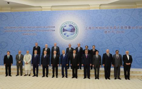 Лукашенко: Взаимодействие с ЕАЭС должно войти в число важных ориентиров экономической политики ШОС