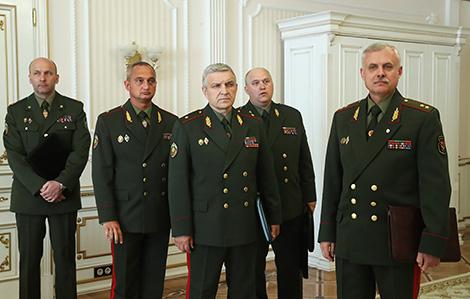 Руководство Государственного секретариата Совета безопасности