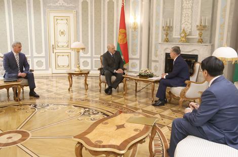 Лукашенко: Беларуси интересен опыт государственных преобразований в Казахстане