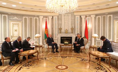 Лукашенко: Безопасность является главным приоритетом при строительстве Белорусской АЭС