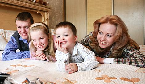 Неделя матери стартует сегодня в Беларуси