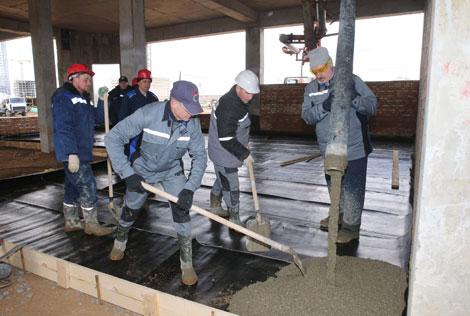 Лукашенко: Центр олимпийской подготовки по художественной гимнастике необходимо завершить к марту 2018 года