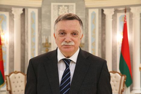 Чрезвычайный и Полномочный Посол Азербайджана в Беларуси Исфандияр Вагабзаде