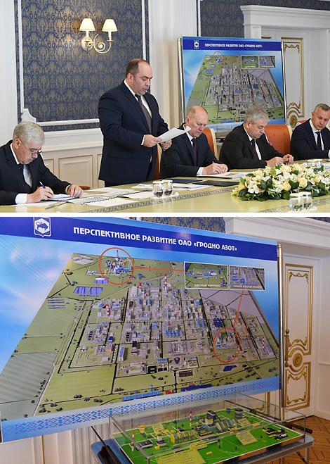 """Председатель концерна """"Белнефтехим"""" Игорь Ляшенко"""