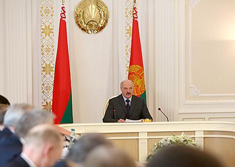 Лукашенко: Парламентские выборы в Беларуси должны пройти в демократичной и спокойной атмосфере