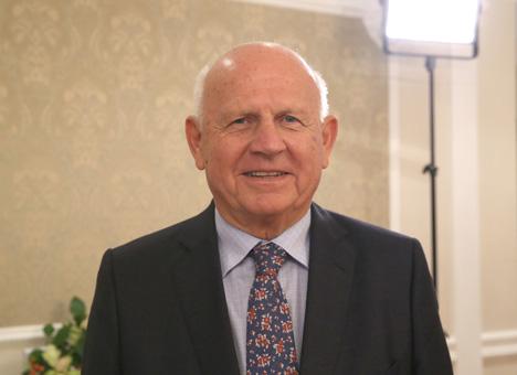 Исполняющий обязанности президента Европейских олимпийских комитетов Янез Кочианчич