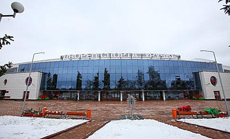 """Дворец спорта """"Уручье"""" в Минске"""