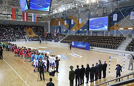 В Беларуси создана эффективная система развития спорта высших достижений