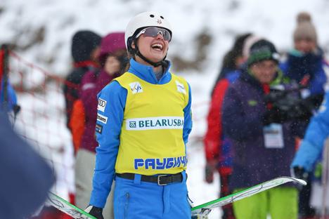 Победителем этапа в Раубичах у женщин стала американка Эшли Колдуэлл