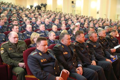 Лукашенко обозначил приоритеты в дальнейшей работе МВД
