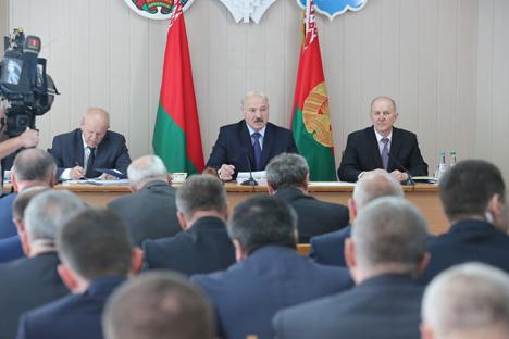 Рабочая поездка Президента: Принципиальный разговор о перспективах развития Гродненской области