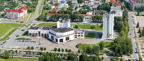 Молодечно станет культурной столицей Беларуси 2016 года