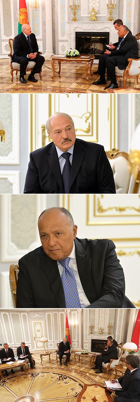 Лукашенко: Беларусь выполнит все достигнутые с Египтом договоренности