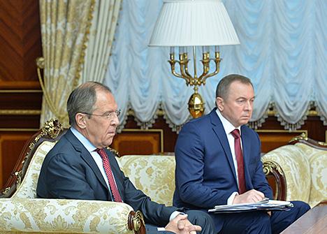 Лукашенко и Лавров обсудили белорусско-российские отношения, интеграционные вопросы и международную обстановку