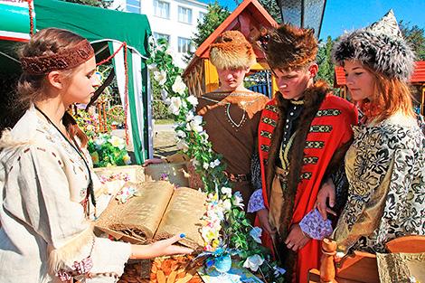 День письменности в Беларуси
