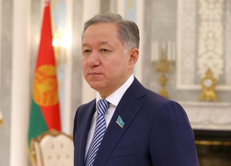 Председатель Мажилиса парламента Казахстана Нурлан Нигматулин