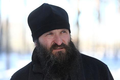 Настоятель Свято-Елисеевского Лавришевского мужского монастыря Новогрудской епархии игумен Евсевий