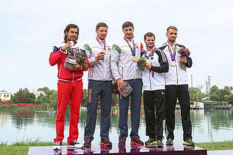 Братья Богдановичи завоевали золото на Европейских играх в Баку
