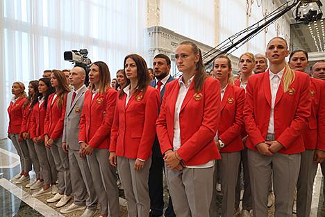 Лукашенко: Олимпиада - это большая политика и великая честь государства
