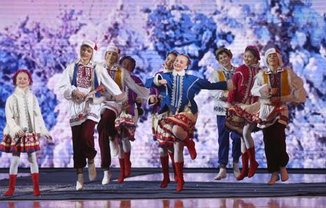 XIII Рождественский международный турнир любителей хоккея торжественно открылся в Минске