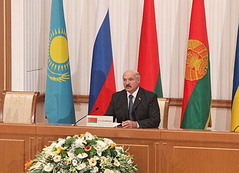 Лукашенко:Минск станет регулярной площадкой для встреч контактной группы ОБСЕ-Украина-Россия