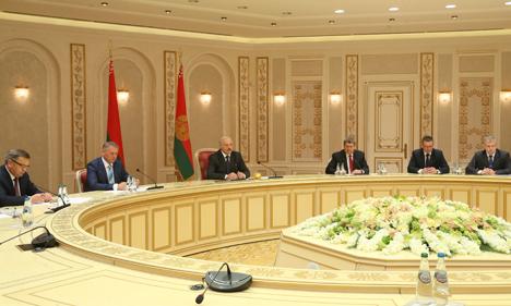 Лукашенко: Беларуси и Брянской области по силам активизировать взаимодействие по ключевым направлениям