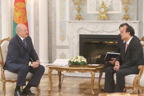 Беларусь поддерживает идею создания нового глобального механизма регулирования сети Интернет