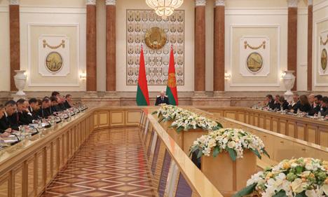 Лукашенко видит уникальный шанс для развития взаимовыгодного сотрудничества с ЕС