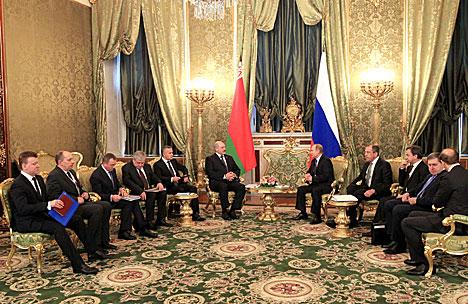 Лукашенко призывает сохранять общность Союзного государства и ЕАЭС вопреки экономическим вызовам