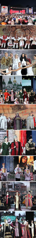 День белорусской письменности торжественно открылся в Полоцке