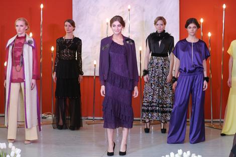 Vera Polyakova-Makei meets with ambassadors' spouses ahead of Women's Day