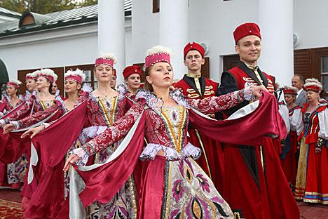 Oginski estate in Zalesye reopens after makeover