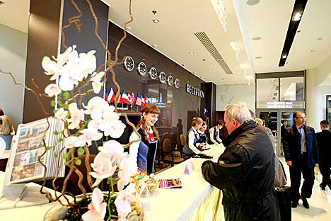 Victoria-2 Hotel opens in Minsk