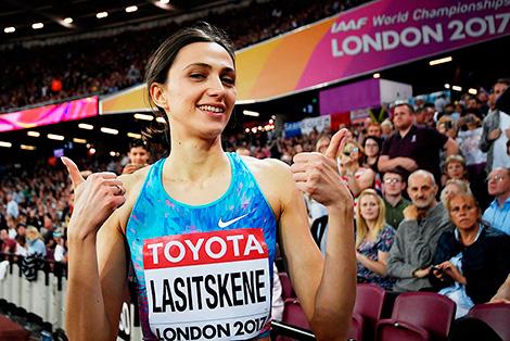 Two-time world champion Mariya Lasitskene to take part in Minsk Christmas tournament