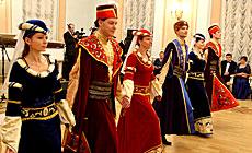 New Year Fairy Tale in Nesvizh