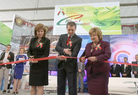Mass Media in Belarus expo opens in Minsk
