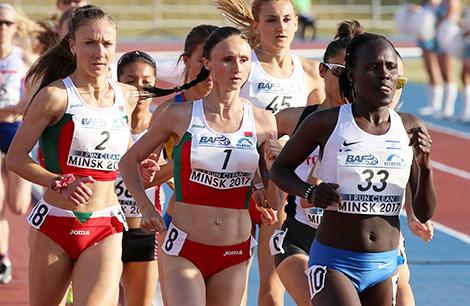 Olga Mazurenok 2nd at European 10,000m Cup in Minsk