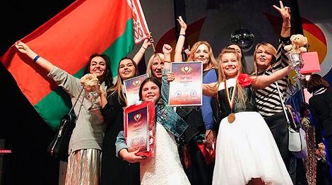 Belarusian Angelina Vasilevskaya wins Berliner Perle top prize