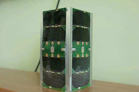 Plans to launch Belarusian university nanosatellite in 2017