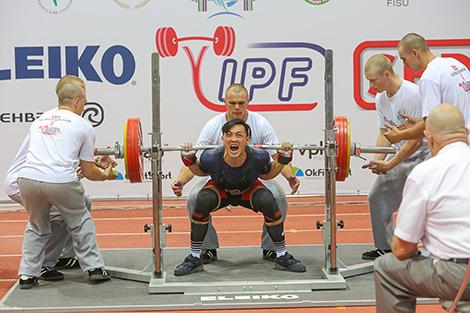 Minsk to host World Powerlifting Championships 15-25 June