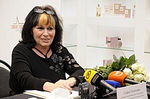 Legendary perfumer Sophia Grojsman