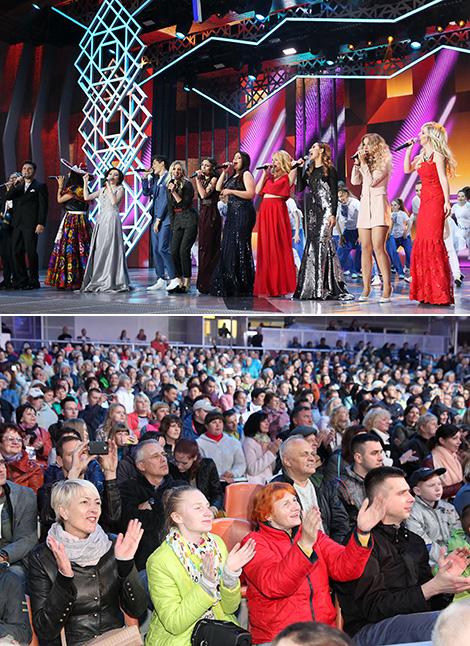 26th International Song Contest Vitebsk 2017