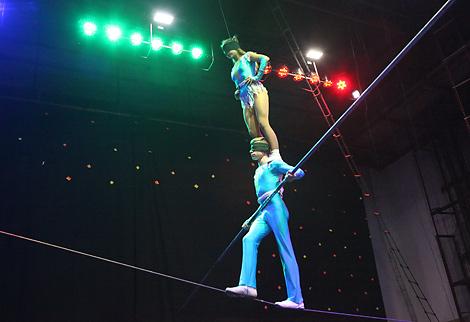 The circus center Arena